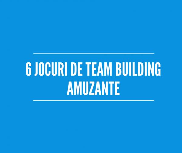 jocuri team building